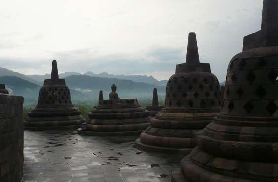 BALI, GILI AIR, JÁVA, SUMATRA - Putování indonéskými ostrovy