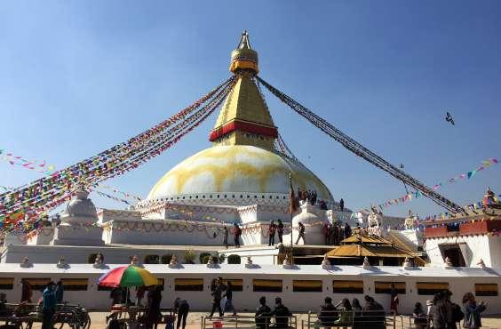 NEPÁL - po stopách buddhismu