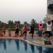 Jihovýchodní INDIE a MALEDIVY s jógou - 9. fotka